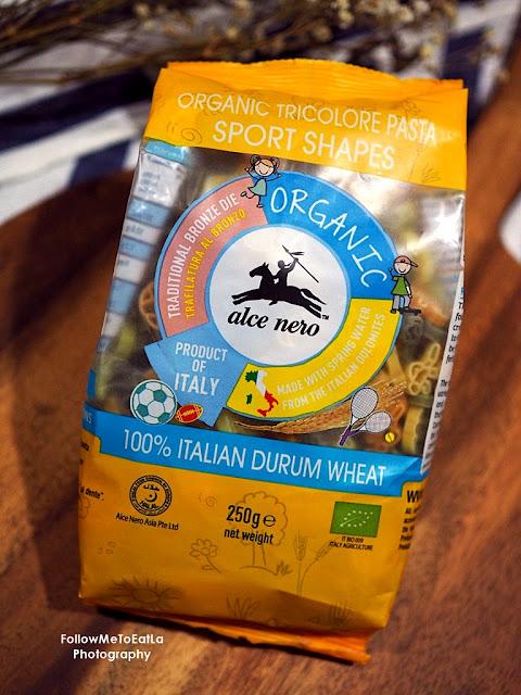 Alce Nero Organic Tricolore Pastas