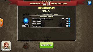 Clan TARAKAN 2 vs WAHAZH CLANS, TARAKAN 2 Win