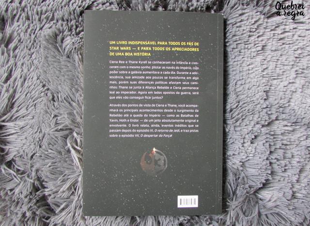 Resenha de livro: Star Wars - Estrela Perdida