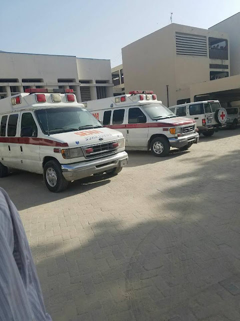 BLOOD FLOWS LIKE RIVER IN MAIDUGURI BOMB BLASTS – HEARTBREAKING PHOTOS OF SURVIVORS AND DEAD BODIES