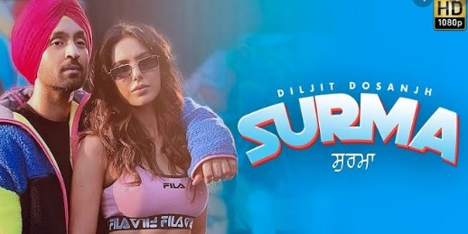 Surma Lyrics by Diljit Dosanjh Panjabi Lyrics