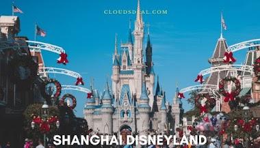 Buy Shanghai Disneyland Tickets Online with Discount