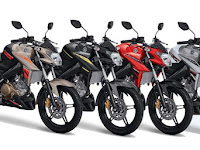 Warna Baru V-ixion Advance 2016