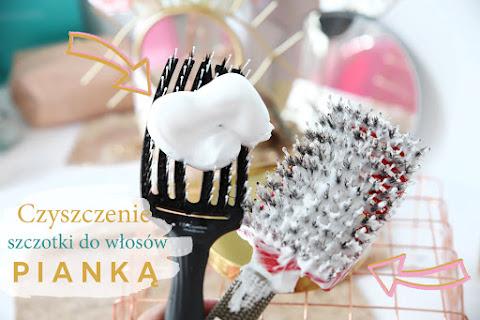 Jak umyć szczotkę do włosów pianką do golenia? Szybko i wygodnie ♥ - czytaj dalej »