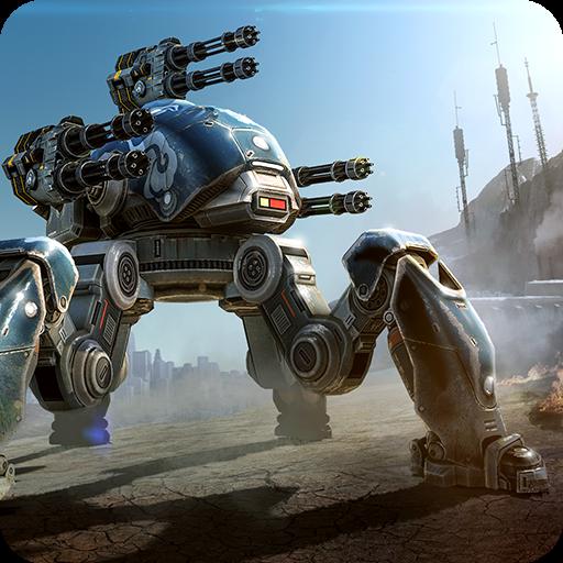 تحميل لعبه War Robots PvP مهكره اخر اصدار