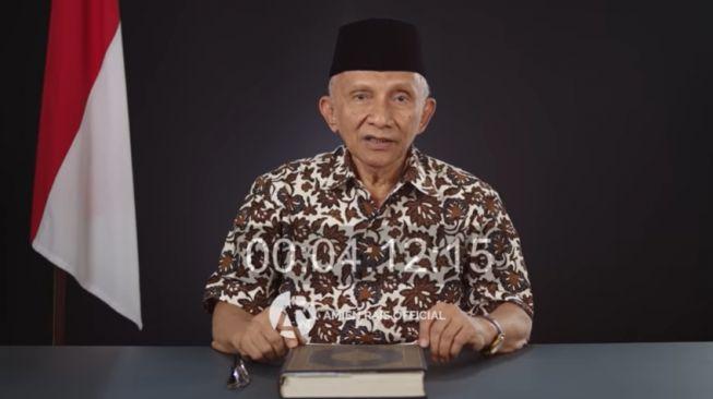 Bicara soal Kematian 6 Laskar FPI, Ini Permintaan Terbaru Amien Rais Cs ke Jokowi