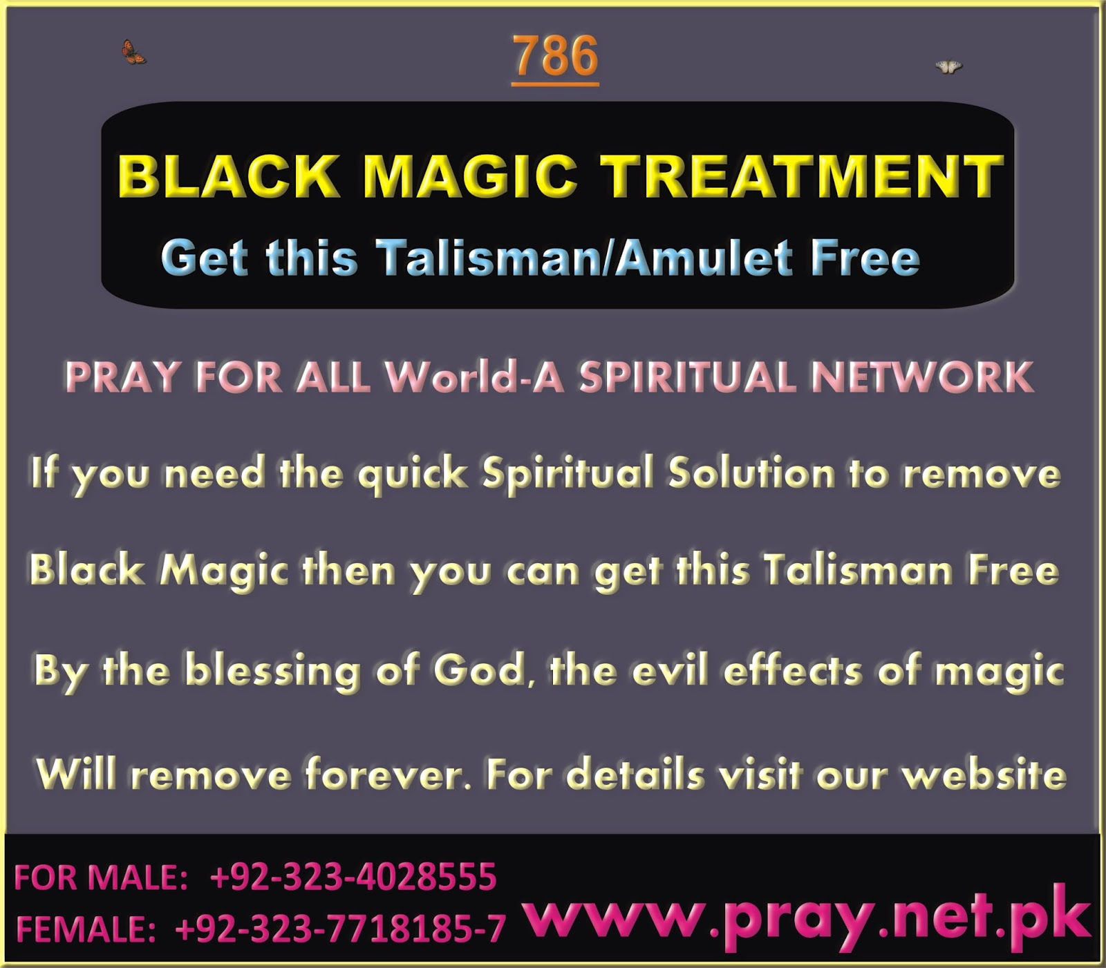 Black Magic Pray Allah – Backroomdigital