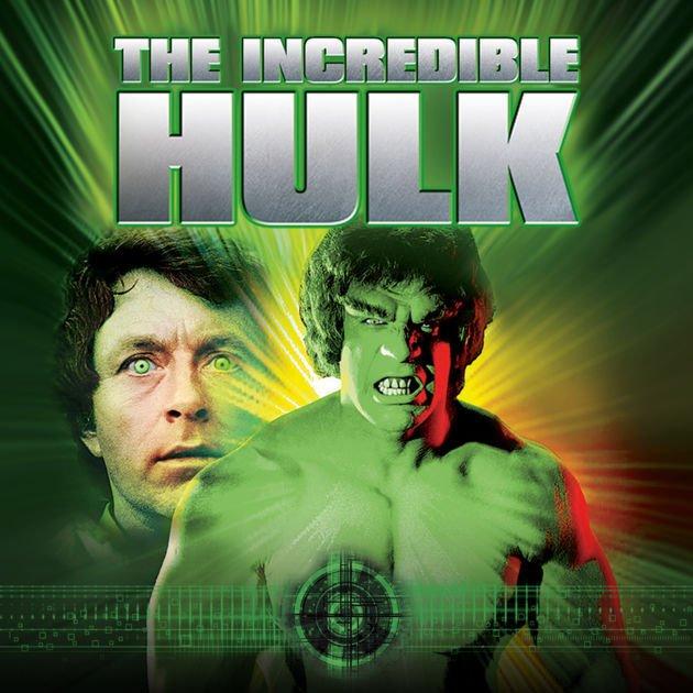 Series Del Ayer The Incredible Hulk El Hombre Increíble 1977 1978