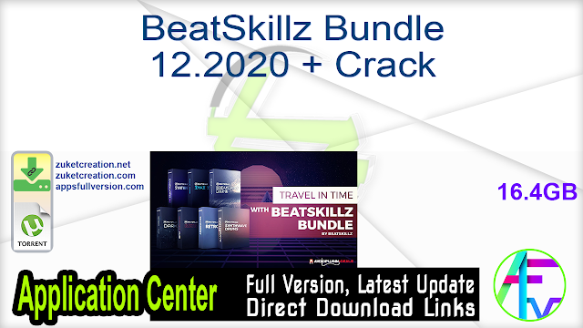 BeatSkillz Bundle 12.2020 + Crack