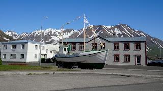 North of Siglufjörður