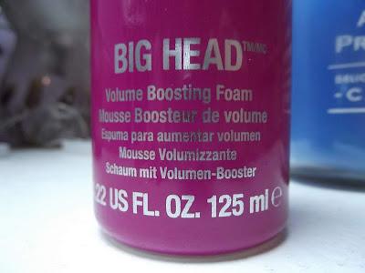 TIGI Bed Head Big Head