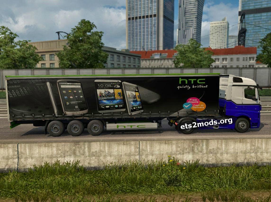HTC trailer mod