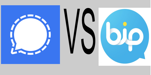 signal vs bip