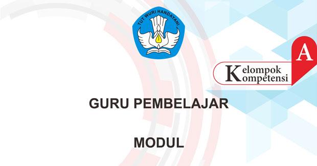 modul guru pembelajaran mapel bhs indonesia SMA