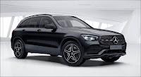 Dòng xe Mercedes GLC 300 4MATIC 2021