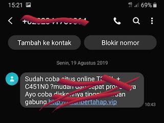 Cara blokir nomoe telepon dan sms