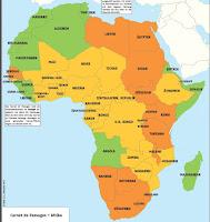 Carnet in Africa