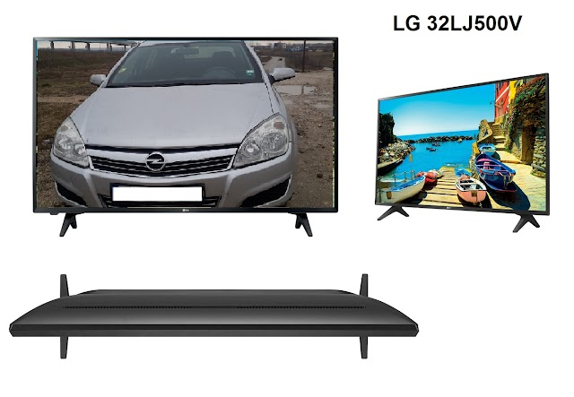LG 32LJ500V Full HD LED TV - specs and price info