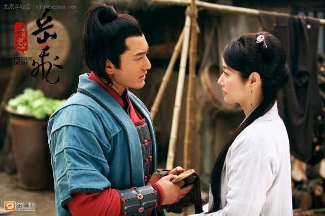 Phim anh hùng nhạc phi Trung Quốc