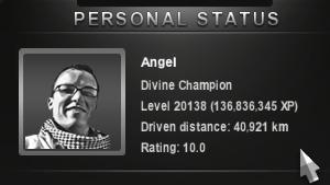Angel's profie