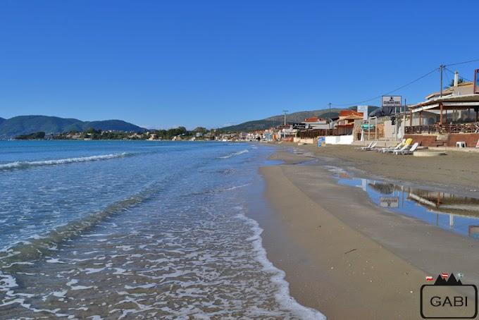 Plaża w Laganas