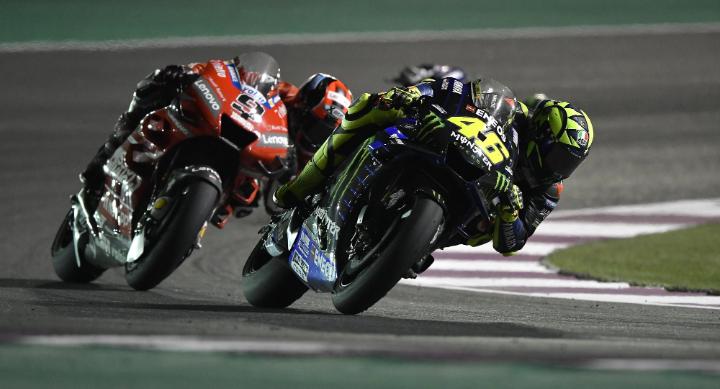 highlights race losail qatar motogp 10 maret 2019