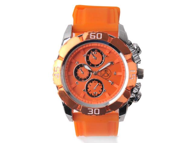 relojes para hombre de titanio