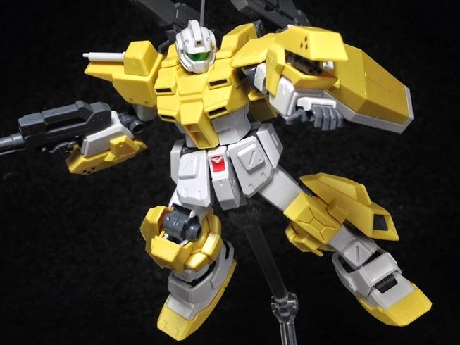 Gundam Guy Hg 1 144 Powered Gm Cardigan Review By