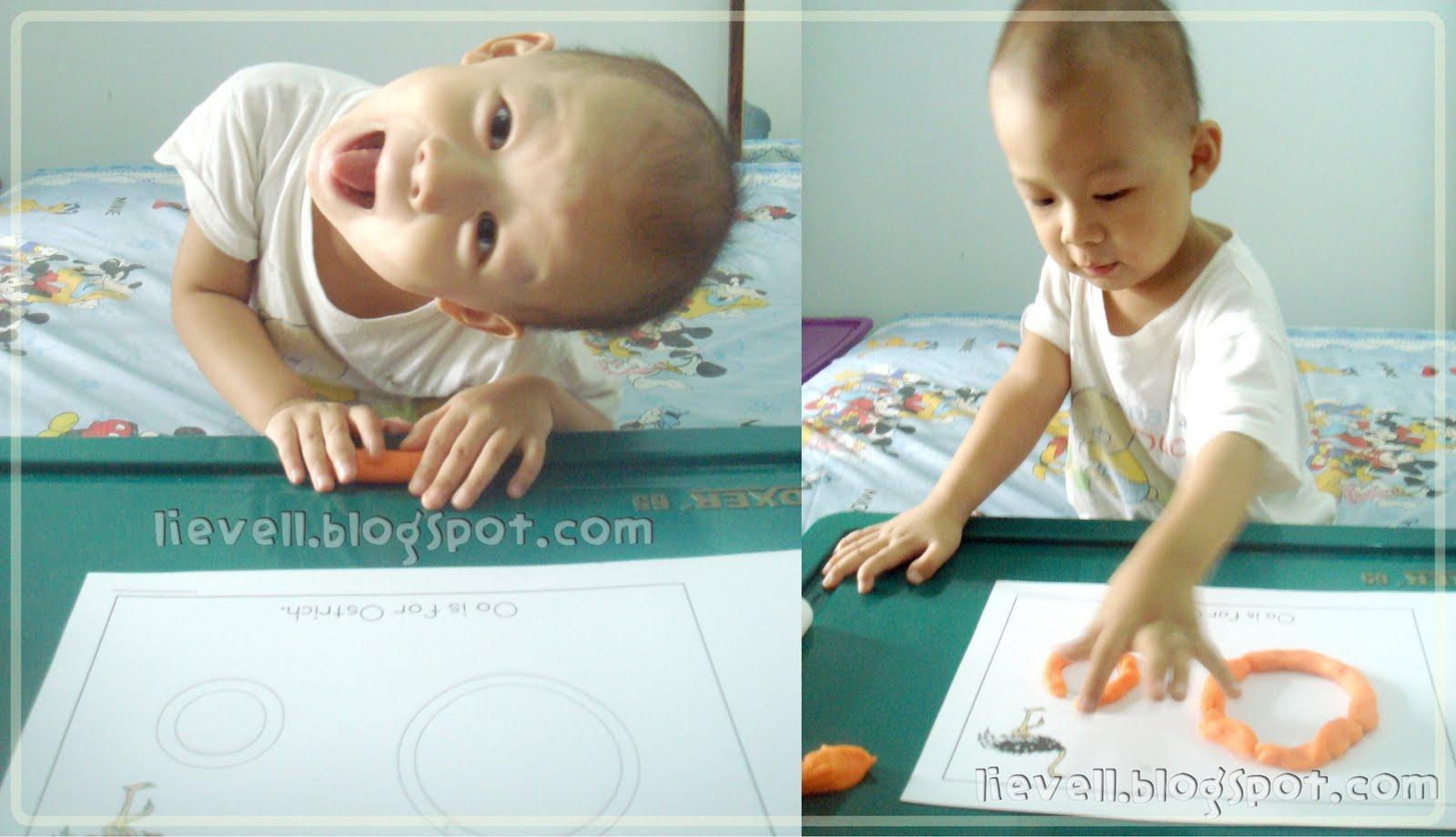 Pre Nursery Letter Oo