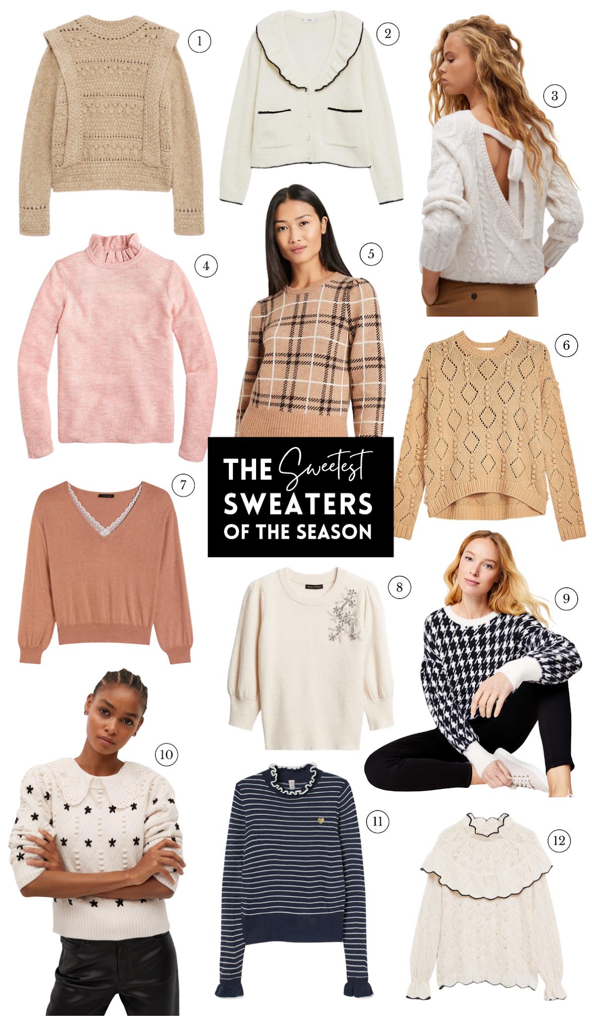 winter sweater for women, latest sweater 2020, cute winter sweaters