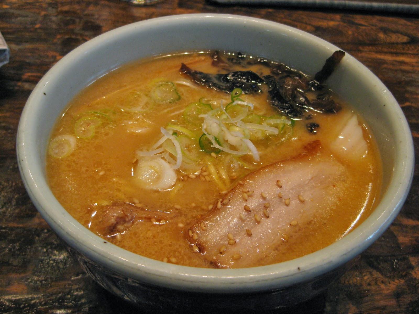 Kyoto - miso ramen