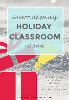 These holiday themed math ideas are great for your Kindergarten, 1st, 2nd, 3rd, and 4th grade classroom or homeschool! Click through to see how this teacher keeps her students engaged in learning - even during the last week of classes in December RIGHT BEFORE Christmas or winter break! It involves mini erasers (that we all KNOW kids love!) and dressing up. Click through to see all the details! {first, second, third, and fourth grader}