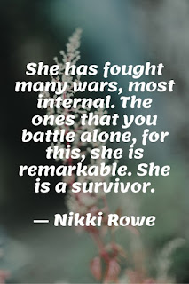 Being a Strong Women Quotes