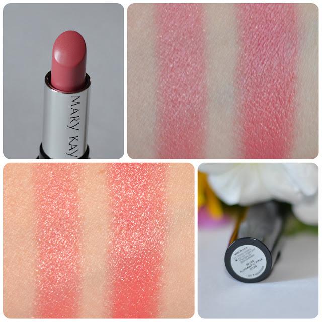 отзыв обзор помада для губ мери кей Romantic Pink (Романтический розовый)