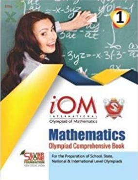 Olympiad Books for Class 1: Mathematics IOM Comprehensive book