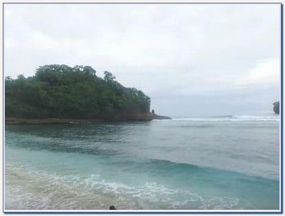 Harga Tiket Masuk Pantai Pulodoro Malang
