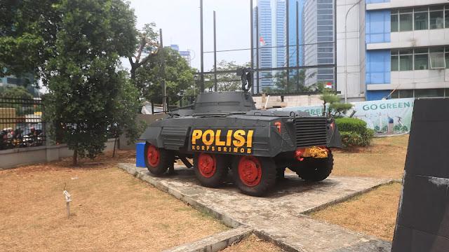 Musda FPI Jateng Ditolak Banser NU, Brimob Turun Tangan