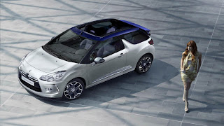 Dream Fantasy Cars-Citroën DS3 Cabrio 2013