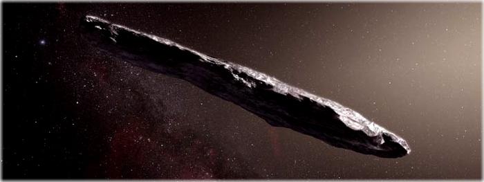 outros objetos podem ser iguais oumuamua
