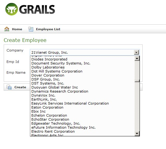 jBlog - fun to be in software!: Using Grails with jQuery