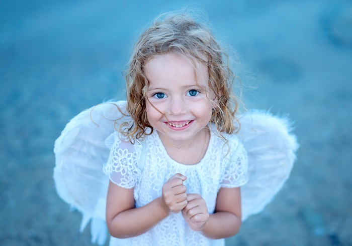 Who Will Be My Angel? What Is Her Name?