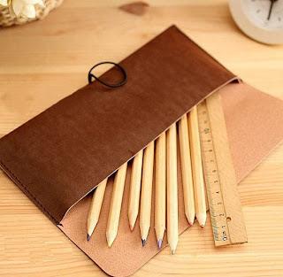 Pencil case for school