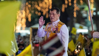 Diduga Cemarkan Nama Baik Raja, Remaja Thailand Terancam Penjara