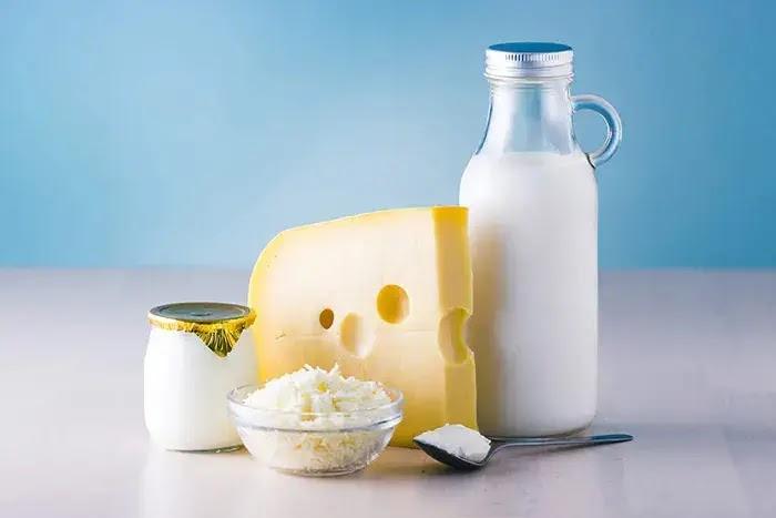 susu dan produk olahannya jadi makanan yang efektif untuk menambah berat badan secara alami