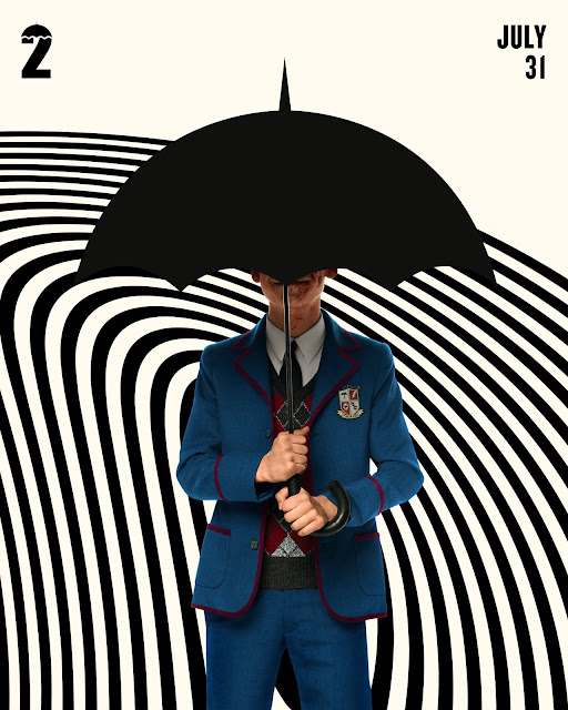 Netflix The Umbrella Academy: Season 2 Character Posters and Trailer Released