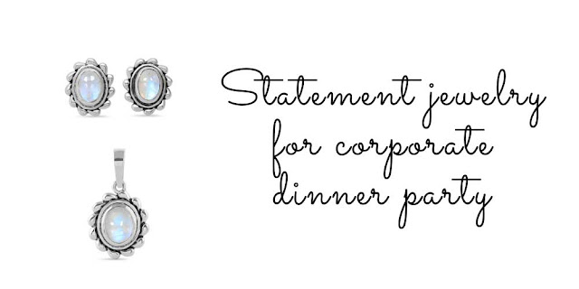 Jewelry for CORPORATE DINNER PARTIES