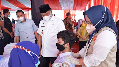 Kabupaten Sergai Turun ke PPKM Level 2