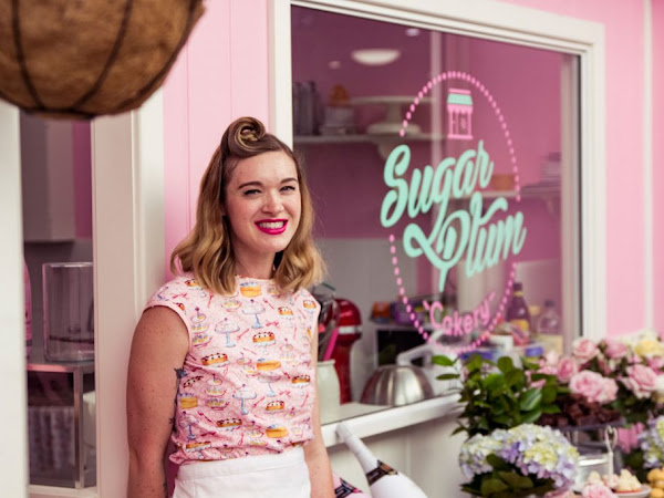 ➳ SUGAR PLUM CAKES & DESSERTS | CENTRAL COAST WEDDING CAKE DESIGNER {INTERVIEW}