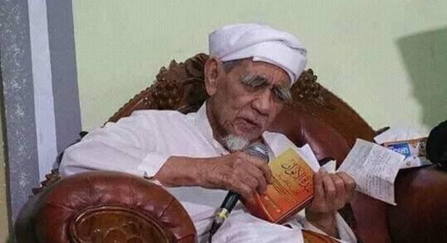 Amalan Malam Nishfu Sya'ban yang Selalu Diamalkan KH Maimoen Zubair