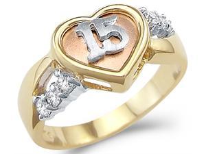 anillo quinceañera